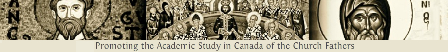 The Canadian Society of Patristic Studies Annual Meeting: Ottawa, Ontario @ University of Ottawa | Ottawa | Ontario | Canada